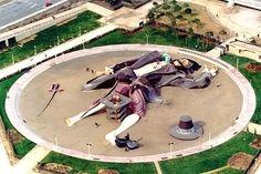 Valencia, parque de Gulliver