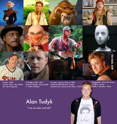 Alan Tudyk is awesome