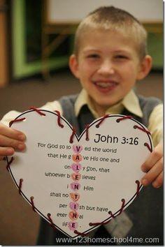 Measuring God's Love – Jesus and Nicodemus Lesson