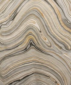 agate graphite design, marbleized fabric for the home