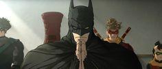 Ο Batman έγινε Ninja και τίποτα δε βγάζει πια νόημα