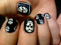 Ultimate rock chick nails