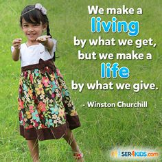 #Generosity makes our world a better place.   #motivation #motivated #motivate #motivational #quote #quotes #quoteoftheday #quotestoliveby #lifequotes #wisdom #wordsofwisdom #inspiration #inspire #inspired #inspirational #inspiring #instaquote #instamessage #wednesday #happywednesday #wednesdaywisdom #happylife #kindness #happykid #learning #education #learn #teaching #teach
