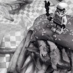 Frank Hughenot always aspired to be a chef... This pastrami burger makes him wishful...