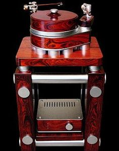 Vinyl Playback Turntable. #recordplayer #turntable #audio http://www.pinterest.com/TheHitman14/the-record-player-%2B/
