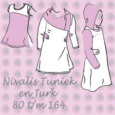 Sofilantjes - Nivalis tuniek en jurk
