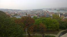 Outono em Budapest