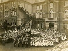 Lambeth Workhouse Schools, London