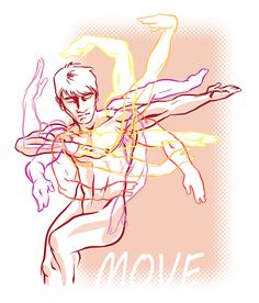 Move on Behance