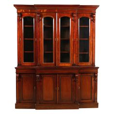 hand carved furniture from the mid 1800's
