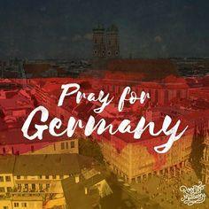 Pray for Germany