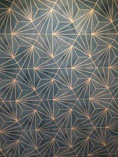 dandelion tiles green - Google Search