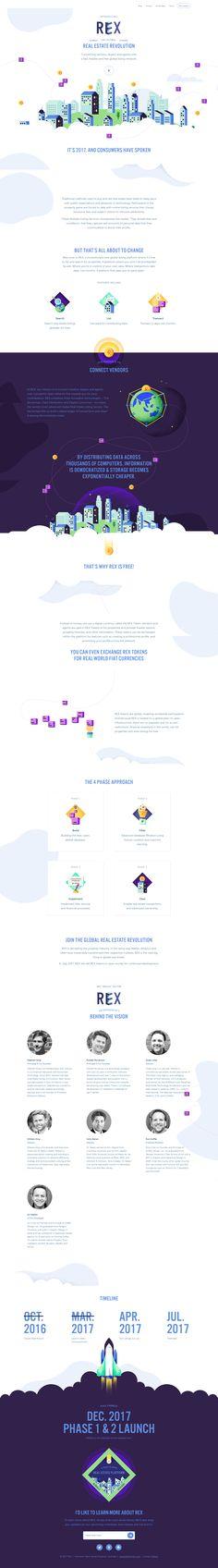 REX mentioned at @designersbyte for #DesignInspiration https://designersbyte.com/rex/