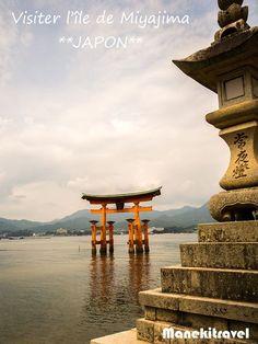 Une journée sur l'île de Miyajima Places to travel 2019 - Travel Photo Hiroshima, Places To Travel, Travel Destinations, Places To Visit, Photo Japon, Japon Tokyo, Mont Fuji, Beau Site, Miyajima
