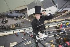 Adding additional special experience to the visitor experience can create an 'appointment to visit' (or repeat visit for local residents).  For example, the SS Great Britain offer a paid for opportunity to climb the rigging during the summer holidays
