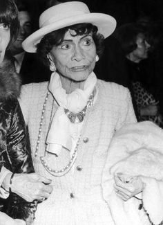 French fashion designer Coco Chanel News Photo 72384898 | Getty Images