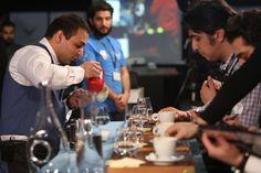 Mehran Mohammadnejad 1st Iranian Barista Champion #iribc