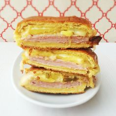 Spicy Hawaiian Grilled Cheese #appetizer #recipes