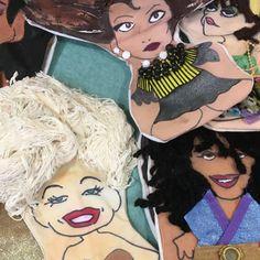 Toni Basil, Dolly Parton, Pat Benatar and Donna Summer