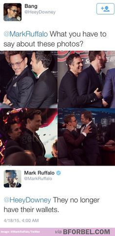 Mark Ruffalo's a winner all around