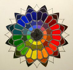 College Student Color Wheels   SchoolArtsRoom   Art Education Blog for K-12 Art Teachers