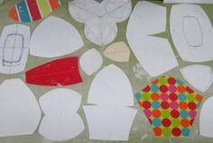 Pottery templates