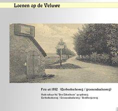 Eerbeekseweg /Groenendaalseweg 1932