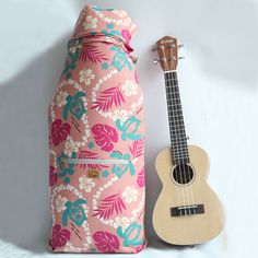 Hand made ukulele case (made in Japan) / For concert size ukulele / $98.00