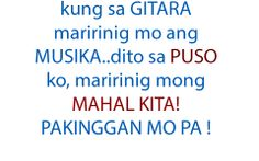 Quotes About Love Patama Tagalog Tagalog Quotes, Qoutes, Sweet Quotes, Love Quotes, Patama Quotes, Mahal Kita, Hugot Lines, Pick Up Lines, Happy Marriage