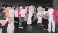 2007 RETURNING HOME, Qinghua Xiang (b1976; Chongqing, Sichuan Province, China)