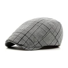 Available in assorted color schemes. Material: Cotton blend Size: One size - Adjustable Gas Scooter, Mens Sun Hats, Flat Cap, Trending Now, British Style, Beret, Fashion Brand, Unisex, Casual