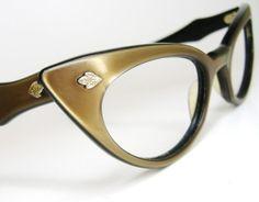 Vintage 50s Eyewear Cool Glasses, Eye Glasses, Vintage Fashion 1950s,  Vintage Handbags, 3f88660331