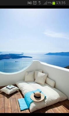 Colchón para terraza