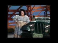 Hee Haw Gospel Lulu Roman   Hallelujah Wheels   Southern Country Gospel ...