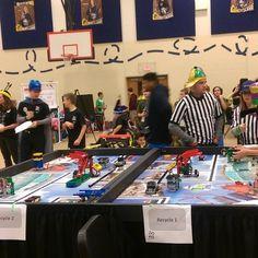 Robotics Club Competition!  #robot #lego