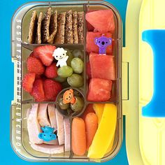 #nobread #healthy #fun #lunch #kids #love #funtimes #life #foodie #healthylifestyle #motivation #healthychoices #superlunch #playwithfood #schoollunch #now #creativelunch #food #fruit #happylife #bento #now #fitfam #yumbox #lunchbox #lunchboxidea #yes #gezond #amsterdam #school