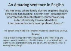 This Sentence Is Going To Blow Your Mind. Seriously, just read this, it's nuts. Reason why I'm an English nerd English Sentences, English Idioms, Blow Your Mind, Mind Blown, I Laughed, Fun Facts, Random Facts, Weird Facts, Crazy Facts