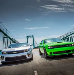Chevrolet has always manufactured amazing cars, but Camaros are a real piece of art. In this video we can see how one ZL 1 can take off on the track, […]