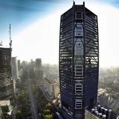 PROYECTO   TORRE BANCOMER   235m   50p   E/C - Page 396 - SkyscraperCity