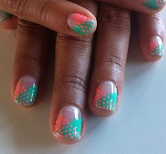 20 Easy Nail Art Design Ideas   Inspired Snaps