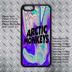 Arctic Monkeys Cover iPhone 4 4s 5 5s 5c 6 6s 6+ 6s+ Samsung Galaxy Case