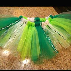 Saint Patrick's day tutu- I NEED THIS