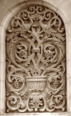 Wall treatments are available with us. High quality hand carved marble work, We make to order in any size from any material for your space Artdecor visit us at DHA phase Templer, Wood Carving Designs, Stone Sculpture, Stone Carving, Marble Carving, Artisanal, Door Design, Metal Walls, Architecture Details