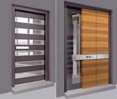 keratuer space entry door specialline design ideas 500x425 Various Kinds Of Door Design Ideas