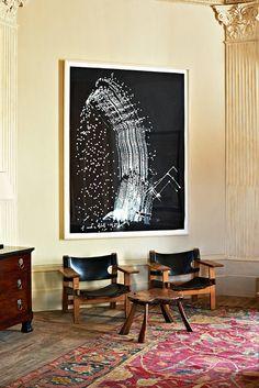 art - antique rug | rose uniacke