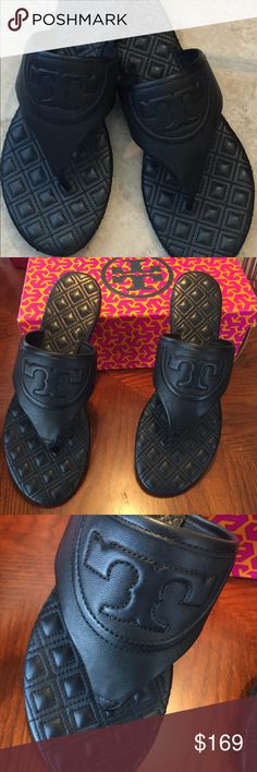 ff35a64fd TORY BURCH Tory Burch Quilted Flat Sandals.  toryburch  shoes  sandals