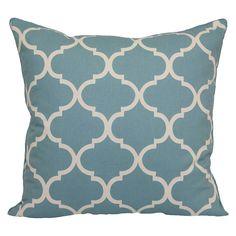 Threshold™ Oversized Lattice Pillow : Target