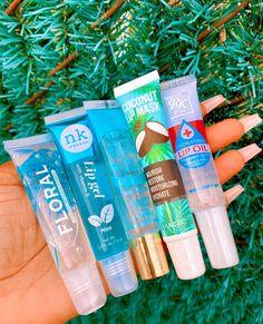 Cute Makeup, Glam Makeup, Makeup Stuff, Best Lip Gloss, Beauty Supply Store, Instagram Website, Lip Hydration, Lip Mask, Lip Oil