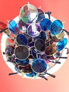 you need John Lennon glasses for a Beatles party. Hippie Party, Hippie Birthday Party, 60th Birthday Party, Beatles Party, Fiesta Flower Power, Woodstock, Hippie Style, 70s Hippie, Disco Theme