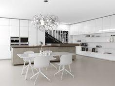 Ernestomeda Chicago | Kitchen | Pinterest | Moderne Küchen, Architektur Und  Küche